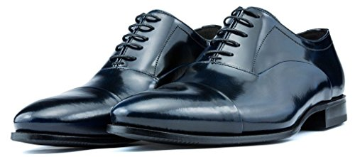 Cordon Zapato Suela Marino Cuero 43 Antic d00x8OS