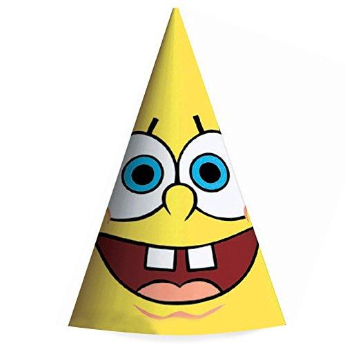 Amscan SpongeBob 6-1/4