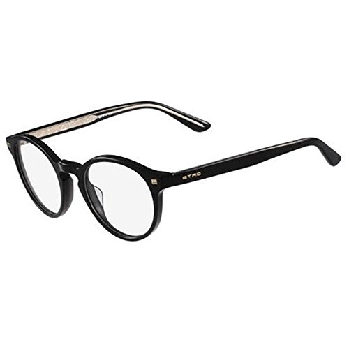 Etro ET2624 BLACK 48/20/140 men eyewear ()