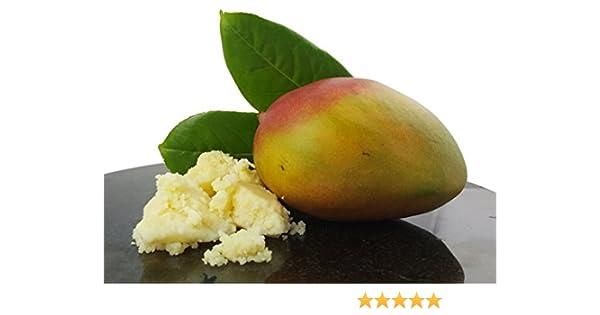 Manteca de Mango - 250g - Grado Cosmético - 100% Pura y Natural: Amazon.es: Belleza