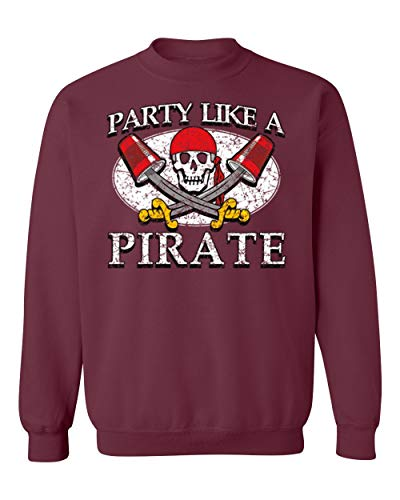 Promotion & Beyond Party Like A Pirate Funny