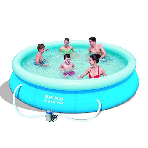 Pool 366 76 wassermenge schwimmbad und saunen for Easy pool obi