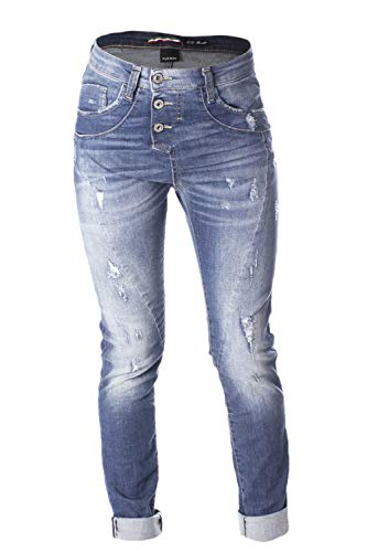 P78abq2pi9 3151 Please Dima Jeans Donna Boyfriend Denim IqqwH8Cnt
