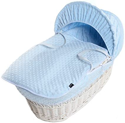 NEW  Moses basket Dressing //Bedding //Cover set