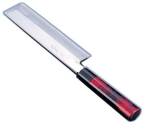 KABUKI Wakoji thin blade 18 cm Akane Nakiri Cooking Knife by INTEC Kaneki