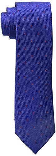 - Tommy Hilfiger Men's Dot 2 Tie, Royal, One Size