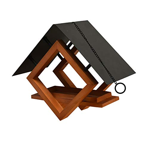 Architect Wild Bird Feeder, Brown ()