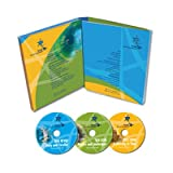 3 Dvd Set 1.Journey in Time 2. Nature and Landscapes 3. Holy and Secular (Israel). Makes an Hour Long Presentation Including More Than 400 Different Photographs. Includes 3D Glasses. Made in Israel. Great Gift for; Yom Kippur Rosh Hashanah Shabbat Purim Sokot Simchat Torah Hanukkah Passover Lag Baomer Shavuot Rabbi Temple Chupah Wedding Housewarming Bar Mitzvah Bat Mitzva And Jewish Homes