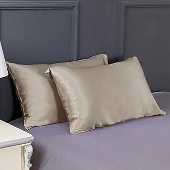 Amazon Com Lilysilk Silk Pillowcase King 100 Mulberry For