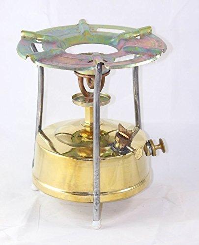 Butterfly #2412 Kerosene Brass Pressure Stove