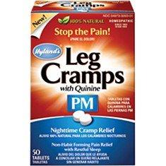 Leg Cramps PM 50 Tablets
