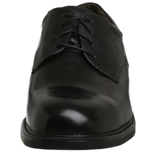 Nunn Bush Mens Maury Oxford Black EzExpGQ9H