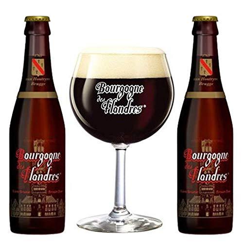 Cerveja Bourgogne Flanders Brune Taça