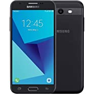 Samsung Galaxy J3 Prime J327T GSM Unlocked Android Smartphone - Black - (Certified Refurbished) (WILL NOT WORK FOR METRO PCS)