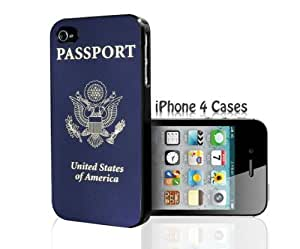 USA Passort iPhone 4/4s case by ruishername