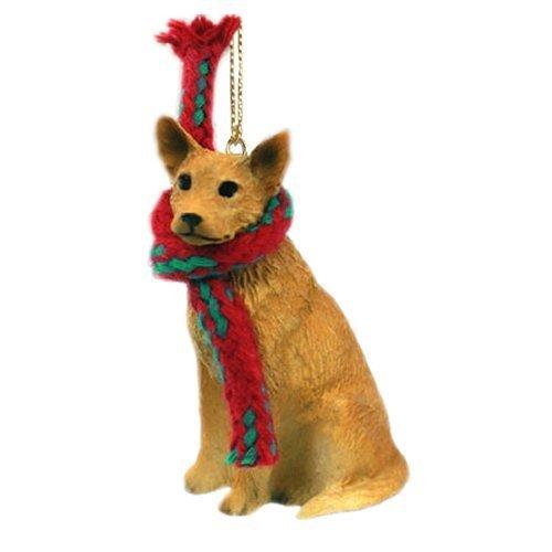 Australian Cattle Dog Miniature Ornament - (Dog Ornament Figurine)