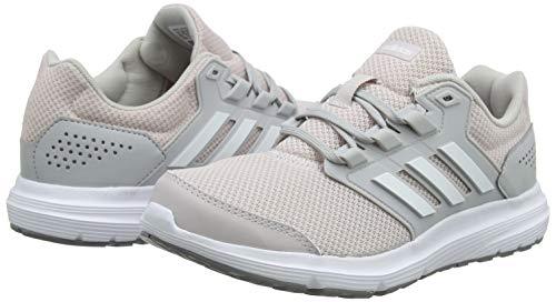 De Violet Pour Femme Galaxy 0 Gris Sentier Blanc gris Chaussures Course 4 Sur Adidas qxtn0H7n1