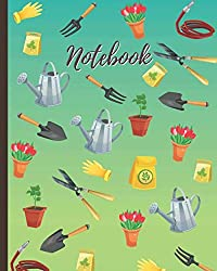 Image of the product Notebook:   Gardening that is listed on the catalogue brand of .