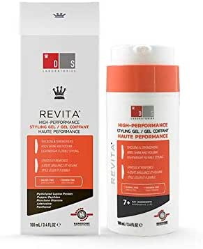 Revita Styling Gel for Hair - Gentle on Scalp and Good for Hair Health - Helps Grow Thicker Hair, Anti-Hair Loss Gel for Style and Shine