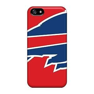 Great Hard Phone Case For Iphone 5/5s With Custom Nice Buffalo Bills Series ZachDiebel