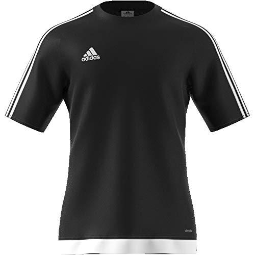 hombres para Adidas deportiva blanco 15 Negro Estro Camiseta x4X71wYw