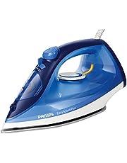 Philips EasySpeed Plus Ångstrykjärn - Snabbstrykning - 2100 W - Effektiv veckborttagning - Non-stick stryksula - Bra glidförmåga - Vattentank på 270 ml - GC2145 / 20
