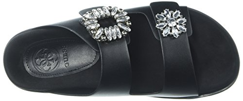 Sandal Women's Slide Black GUESS Cambrie qtwBxaBdW