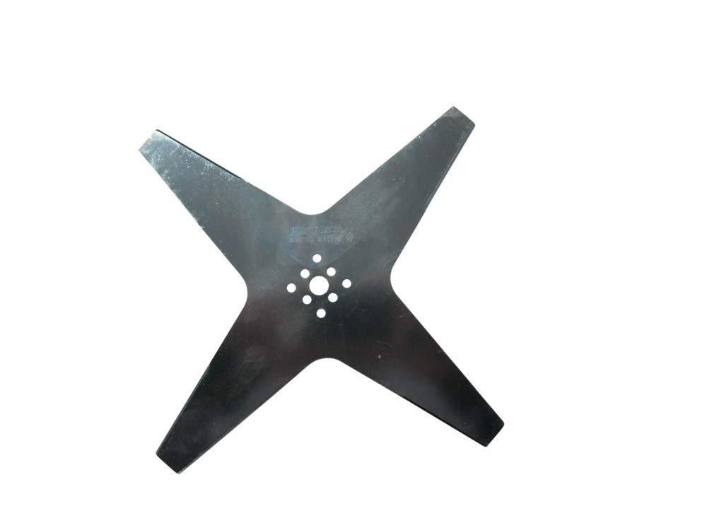 Stiga - Cuchilla Plana para cortacésped (25 cm, L75/L200 ...