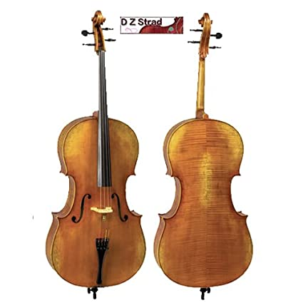D Z Strad Cello Model 600 Size 4/4