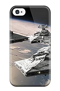 Hot Snap-on Star Wars Hard Cover Case/ Protective Case For Iphone 4/4s