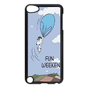 Cute Snoopy Partern Hard Case Cover FOR Ipod Touch 5 TPUKO-Q868559