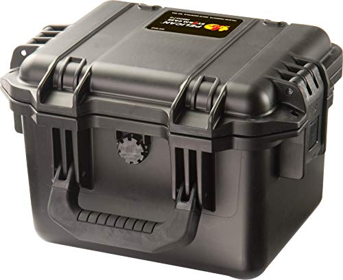 - Waterproof Case (Dry Box) | Pelican Storm iM2075 Case With Foam (Black)