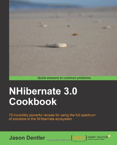 [PDF] NHibernate 3.0 Cookbook Free Download | Publisher : Packt Publishing | Category : Computers & Internet | ISBN 10 : 184951304X | ISBN 13 : 9781849513043
