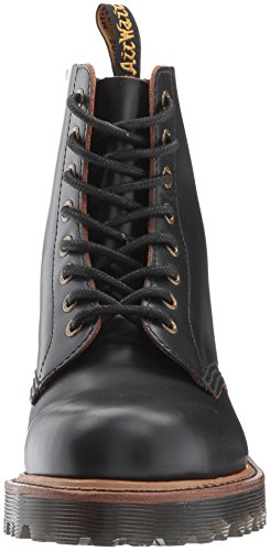 Pascal Vintage Fashion II Women's Smooth Boot Black Dr Martens gqWfzz