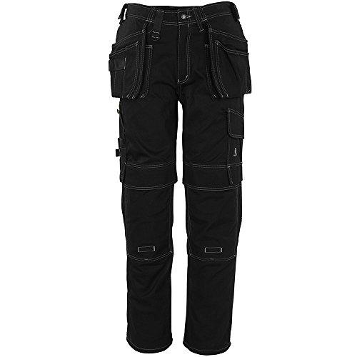 Mascot 06131–630–09–82°C68Atlanta Artesanos, pantalones L82cm/C68, color negro