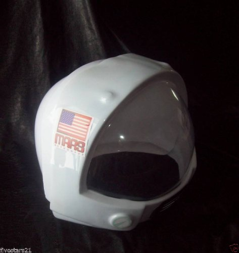 Children's Toy Space Helmet NASA Astronaut Costume Mask -