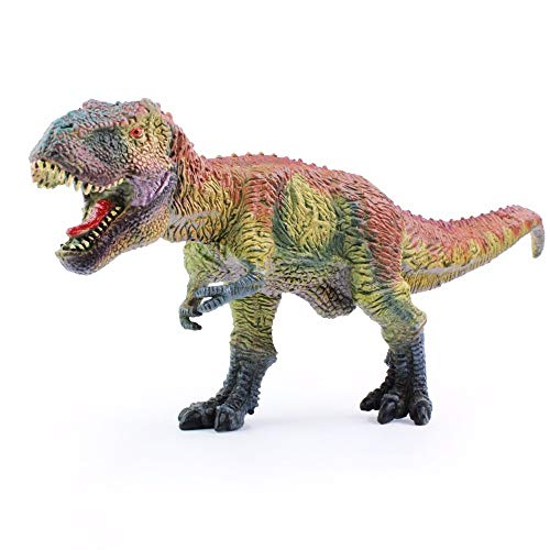 (PAPWELL Tarbosaurus Toy Figure 11 x 4.3 inch Jurassic World Park Big Dinosaurs Hot Toys Collectible Gift Dinosaur Collectibles Action Figures Christmas Halloween Collectabe Gifts for Kids)
