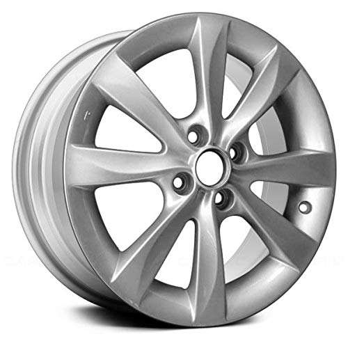 Amazon Com Value X 6 8 Spoke M Nissan Alloy Wheel All Painted