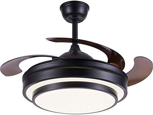 Modern Ceiling Fan Retractable Blades Ceiling Fan