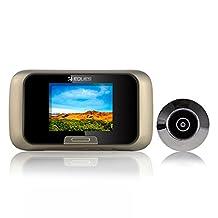 Eques R03 Digital Ring Doorbell Camera Peephole Viewer