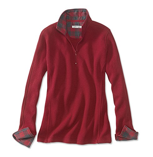 X-Large Sporty Fleece Pullover - 9