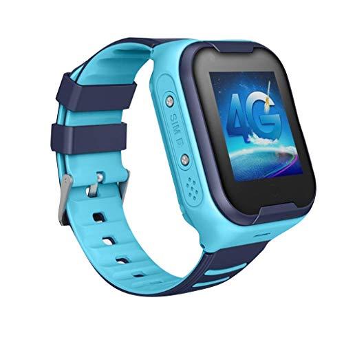 NOMENI Smart Watch for Kids Men Women Children Smart Watch 4G WiFi GPS Tracker Watch Phone SOS Alarm Clock Camera Best Gift for Kids