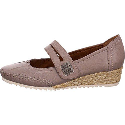 Jana 8-8-24311-28/227 - Zapatos de vestir de piel para mujer Cloud