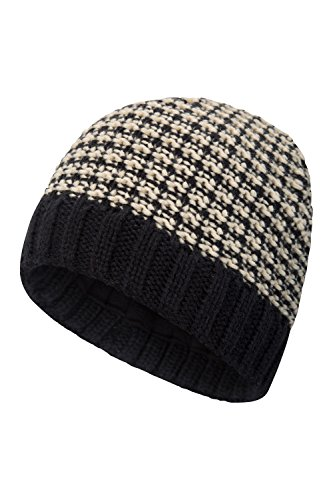 Marino Warmer Warehouse Talla Mountain única marino Beanie Azul Winter Azul Xwf1vZO