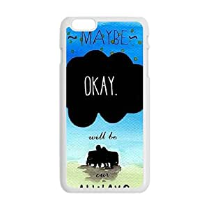 May Be Okay Stylish High Quality Comstom Protective case cover For iPhone 6 Plaus