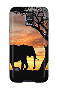 Larry B. Hornback's Shop For Galaxy S5 Protector Case Elephant Phone Cover