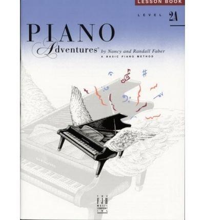 [(Nancy and Randall Faber: Piano Adventures - Christmas Book - Level 2A )] [Author: Nancy Faber] [Mar-2006] (Faber Piano 2a Christmas)