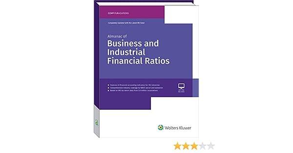 Almanac of Business & Industrial Financial Ratios (Almanac