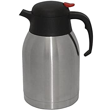 Jarra de vacío comercial 2ltr para filtro de máquina de café/restaurante Cafe: Amazon.es: Hogar