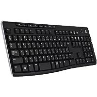 LOGICOOL Wireless Keyboard K270 Unifying adopt corresponding receiver